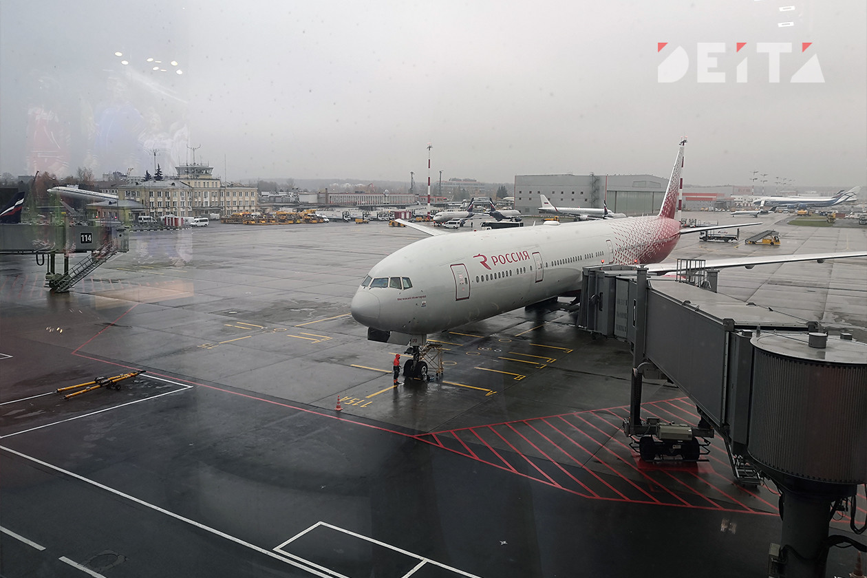 Аэропорты Сахалина потеряли половину пассажиров