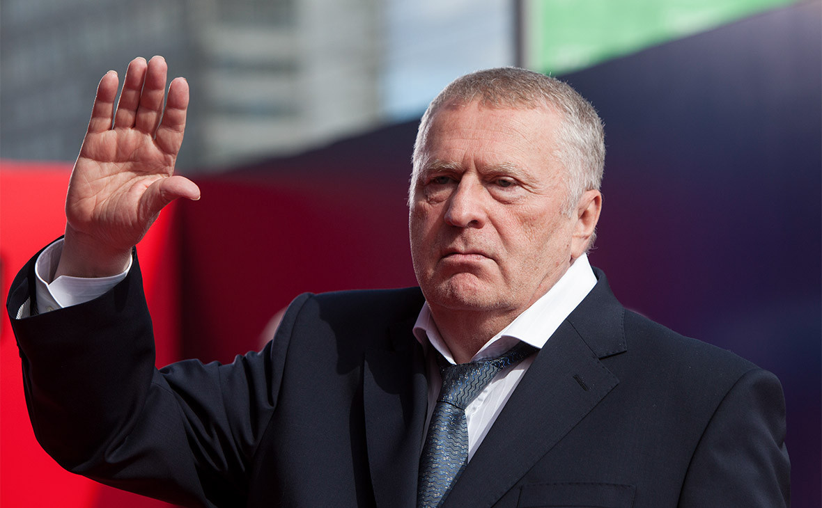 Жириновский назвал дату ухода из политики