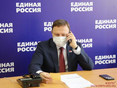 Приморцы задали вопросы по ЖКХ спикеру Заксобрания