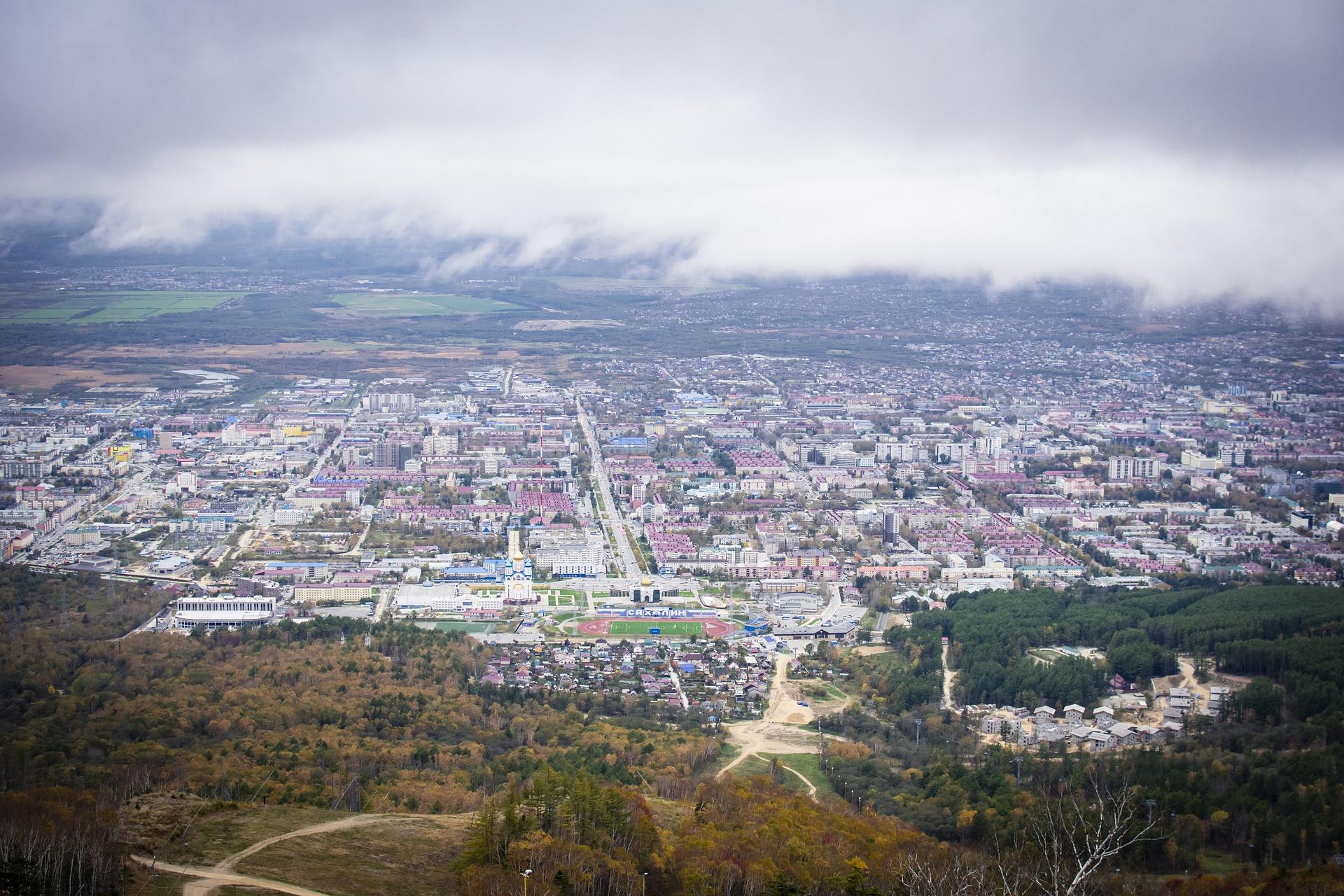 Сахалинцев выселяют из домов ради оптимизации городского округа