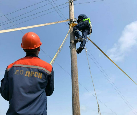 В Комсомольске-на-Амуре Северные электрические сети стали призером  конкурса по охране труда
