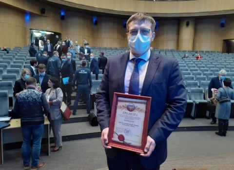 """Морской терминал """"Порт """"Вера"""" отличился в конкурсе защитных сооружений Приморья"""