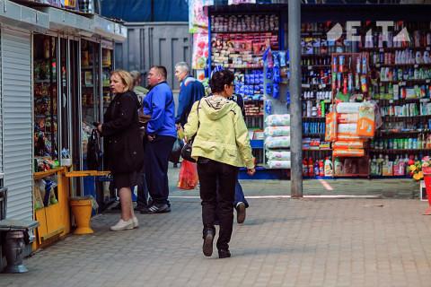 Ещё один рынок хотят снести во Владивостоке