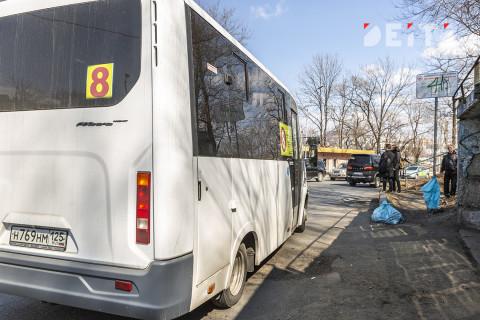 Шайтан-арба без документов: опасные рейсы владивостокских пассажиров