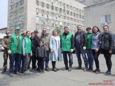 Депутаты делают Приморье зеленым