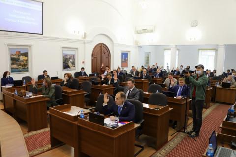 Дума Владивостока объявила конкурс на замещение должности главы города