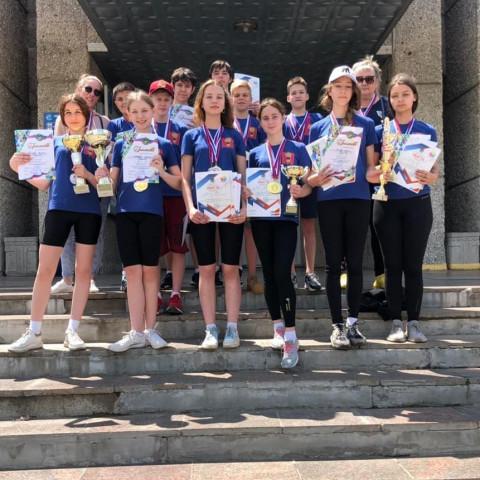 Школьники из Уссурийска представят Приморье в финале «Президентских состязаний»