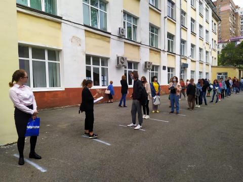 Сдача Единого госэкзамена стартовала в Приморском крае
