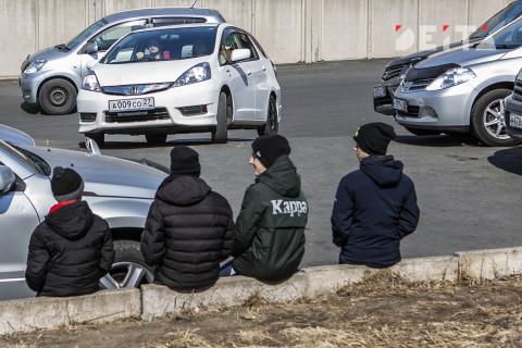 В Приморье судят банду малолетних угонщиков