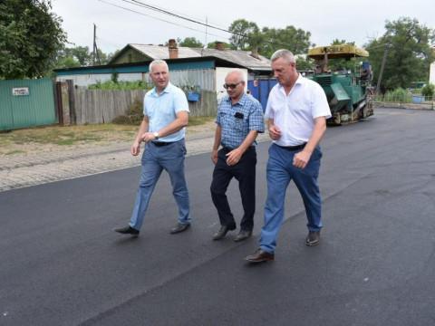 Благоустройство населённых пунктов Приморья – на контроле депутатов