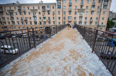 Виадуки на Луговой во Владивостоке обновят до конца августа