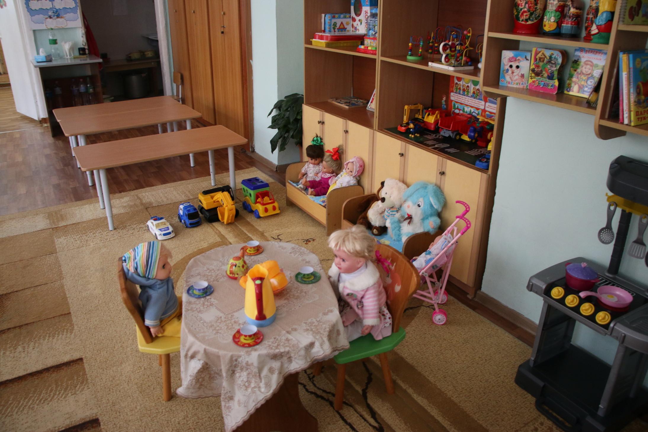 Камчатский детский сад пострадал от землетрясения