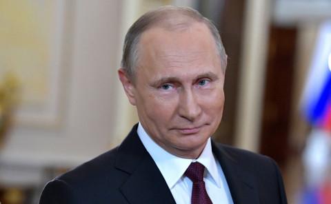 Путин назвал мальчика Никанора олицетворением будущего России