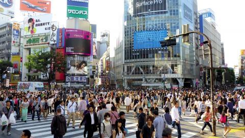 Землетрясение в Японии: толчки в Токио