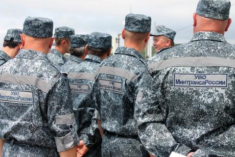 Охрана объектов Минтранса России усилена  на Дальнем Востоке