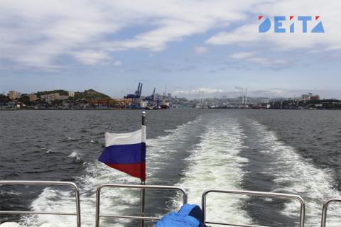 Расписание парома и десантного катера на остров Русский изменено