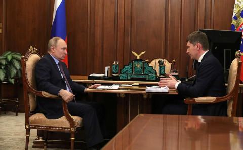 Путин и Решетников считают российскую экономику лучшей в мире