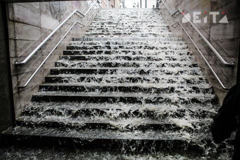 Большая вода преследует жителей Артёма