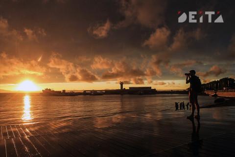 Сухо или мокро: Примгидромет рассказал о погоде