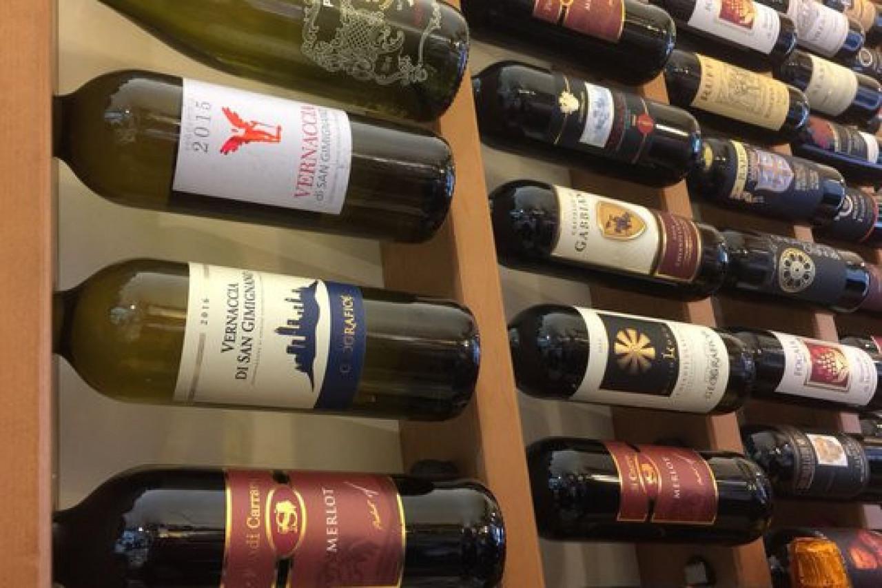 Российские магазины не могут дождаться импортного алкоголя