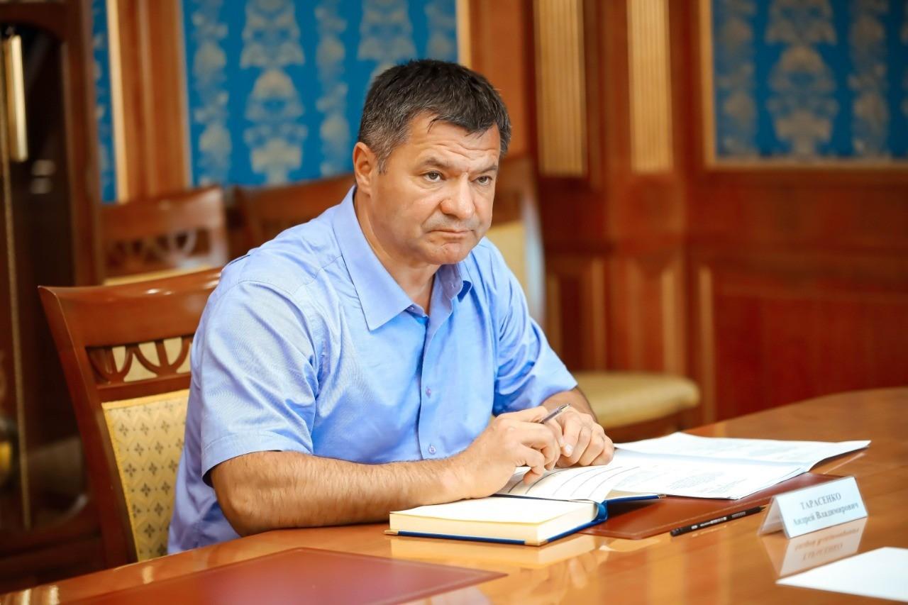 Андрей Тарасенко осваивается в Якутии