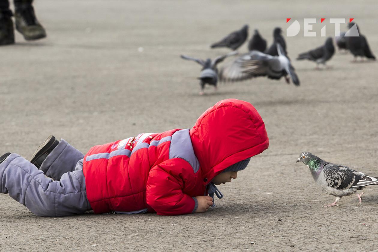 Каждый пятый ребёнок в России оказался за чертой бедности