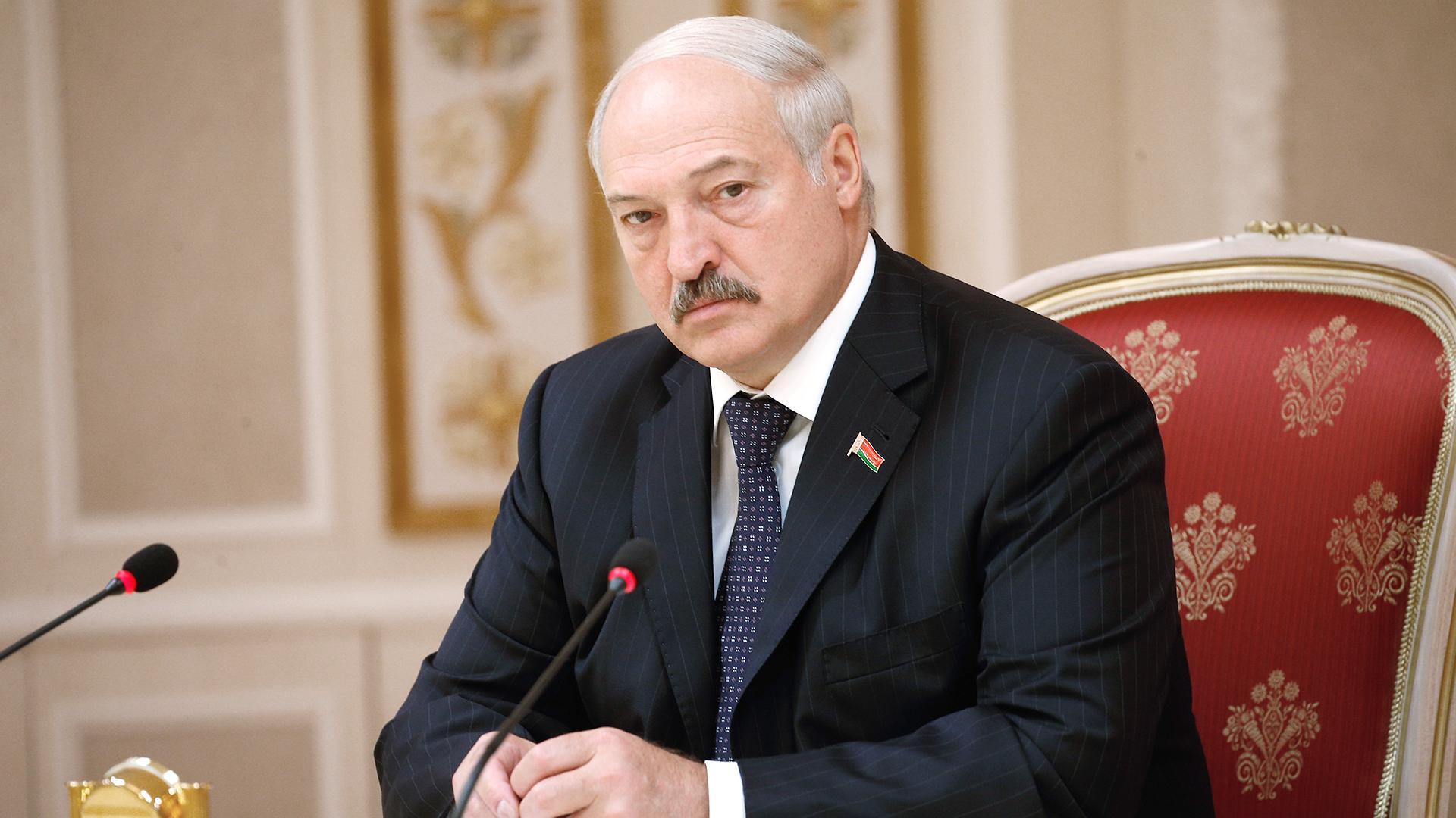 Лукашенко рассказал, чего боится Путин