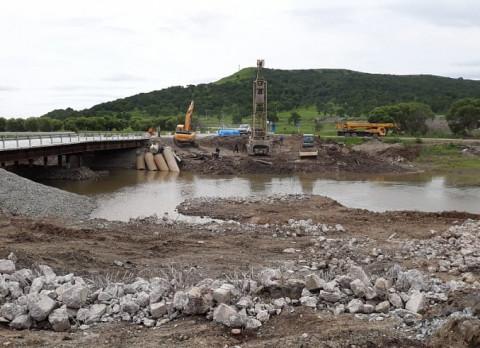 Шесть мостов по дорогев Находку начнут строитьв 2022 году