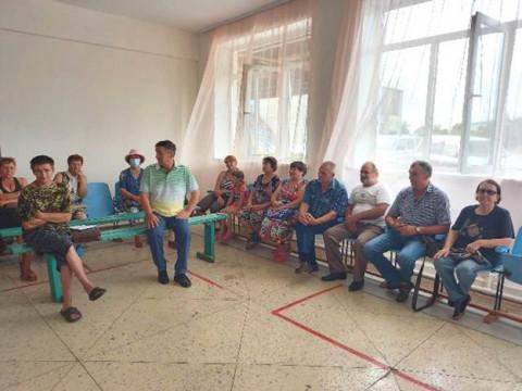 Проблемы села решат сообща: депутат ЗакСобрания Приморья встретился с сельчанами