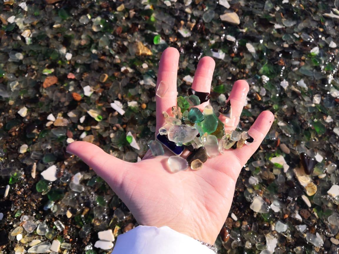 Стихия уничтожила известный на всю страну приморский пляж