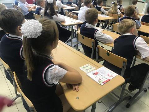 Приморские школьники отмечают День солидарности в борьбе с терроризмом