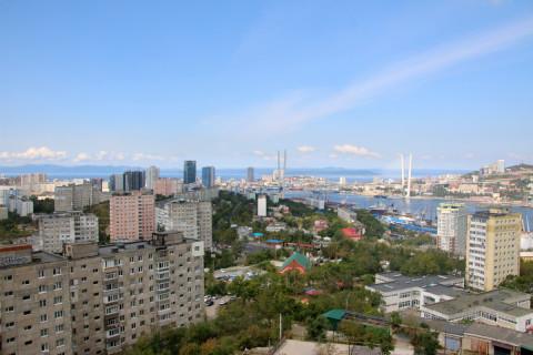 Новую видовую открыли во Владивостоке