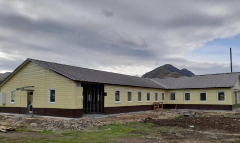 Две амбулатории в Дальнегорске достроят до конца года