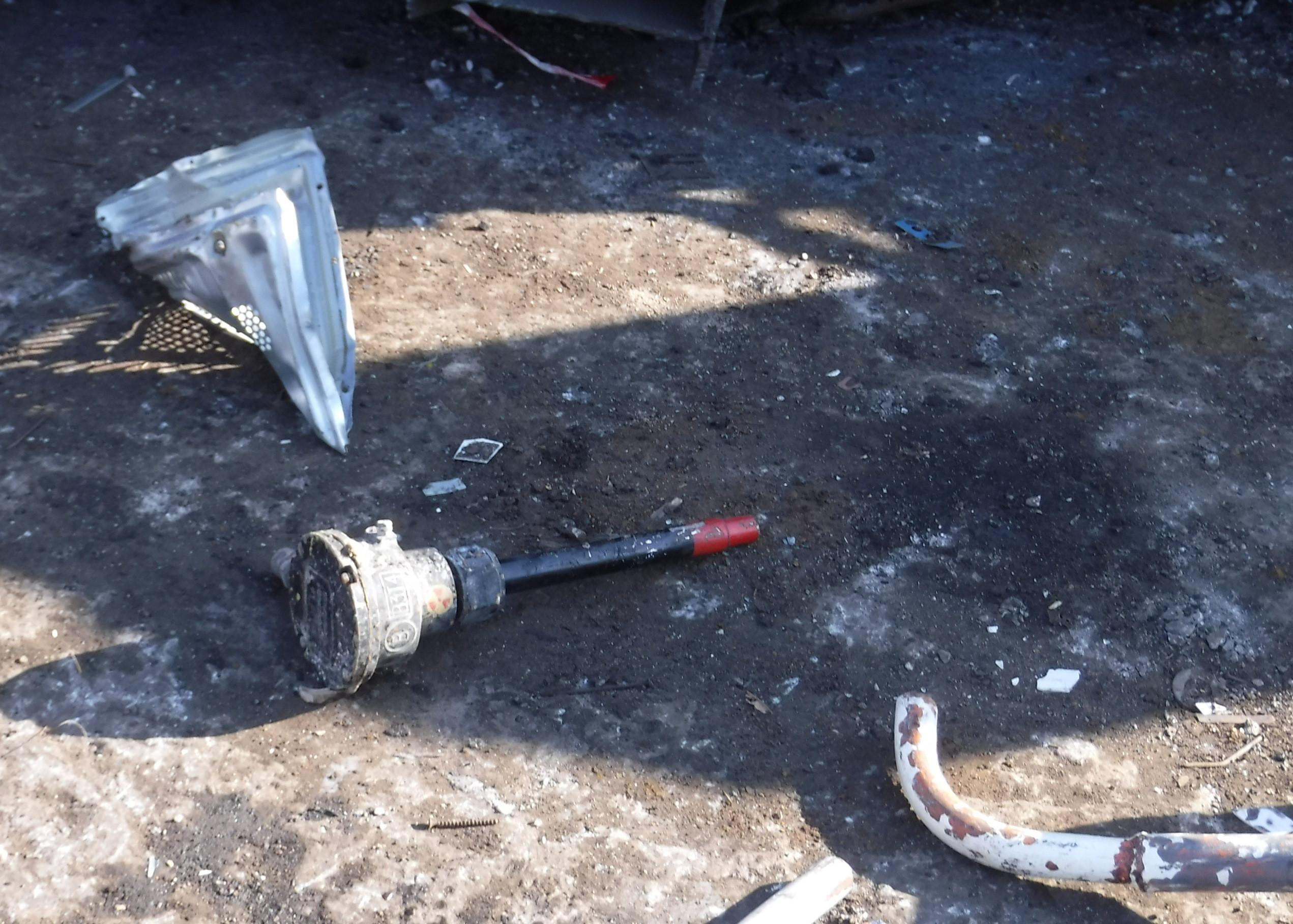 Превышение фона в 88 раз: радиоактивная деталь найдена в порту Находка