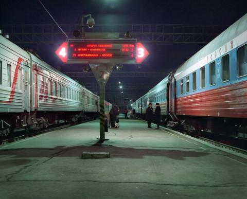 Пьяного дебошира выгнали из поезда Москва - Владивосток
