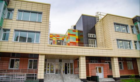 Новый детский сад на Патрокле введён в эксплуатацию