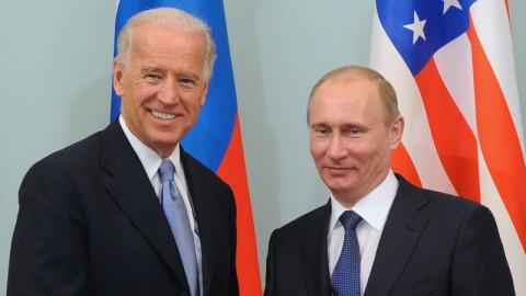Путин не будет обсуждать с Байденом Белоруссию