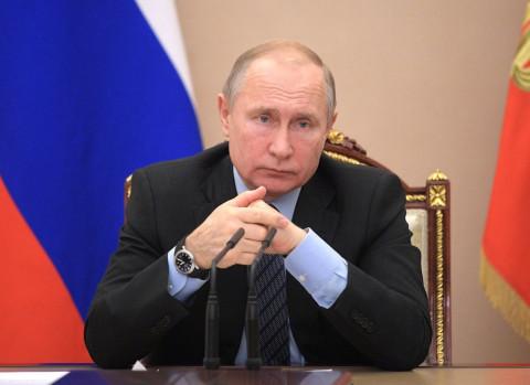 «Не знаю и знать не хочу»: Путин прокомментировал дело Протасевича