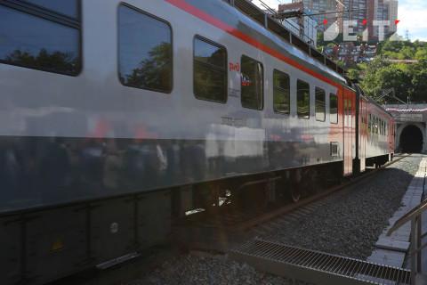 Фирменный поезд «Океан» возвращается на маршрут «Владивосток-Хабаровск»