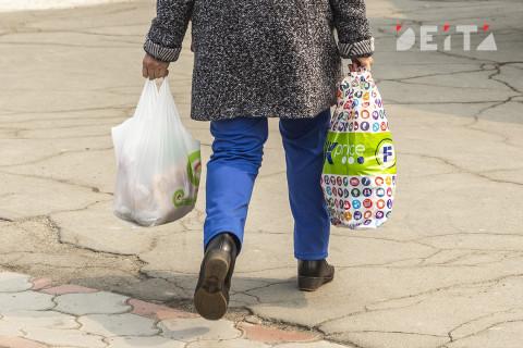 Каждый третий россиянин ходит в магазин со своим пакетом