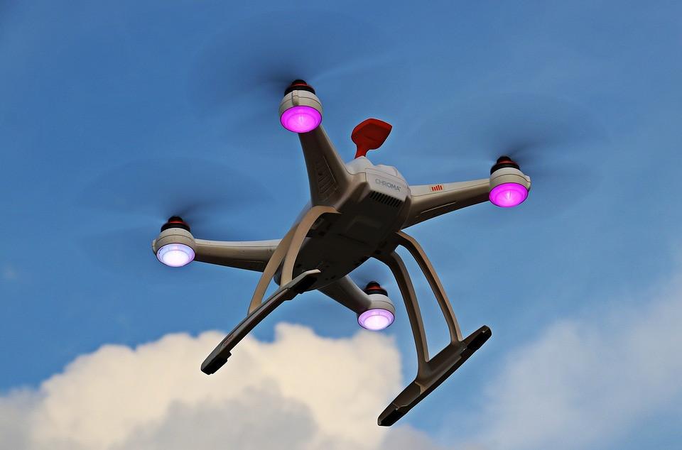 Для дронов пропишут правила движения