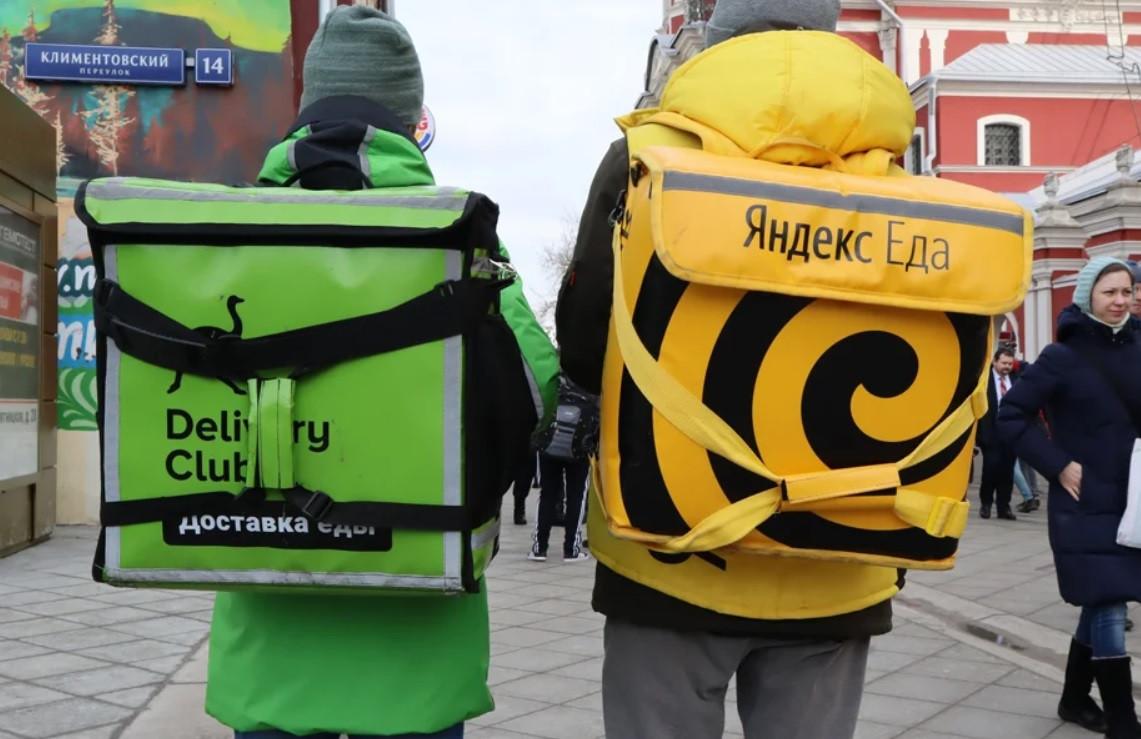 В России расплодились фейковые службы доставки