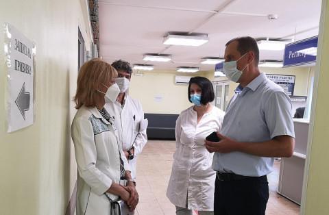 Лечебные учреждения Приморья пополняются новым оборудованием