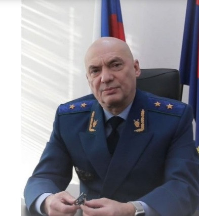 Путин отправил в отставку прокурора Приморья