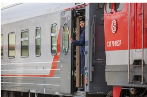 Справку на коронавирус будут требовать в поездах