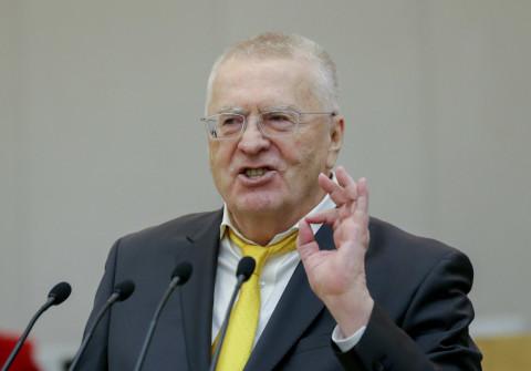 Жириновский призвал танцевать до старости