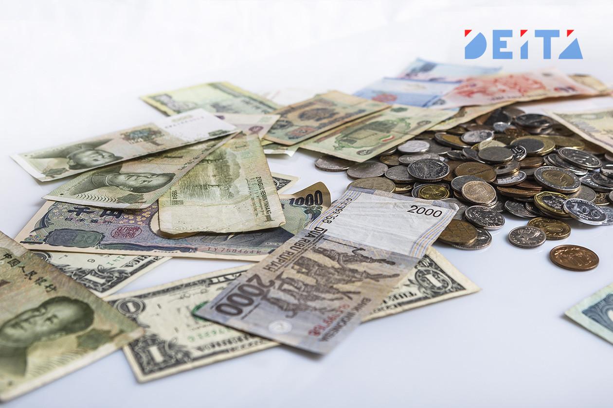 Доллары и евро массово скупают россияне