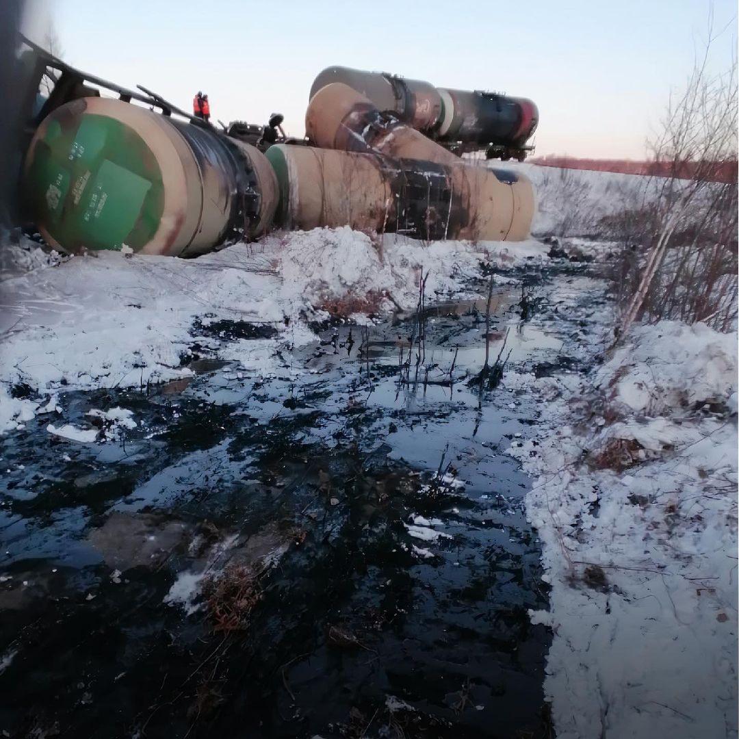 «Капельная течь нефтепродуктов» оказалась экологическим бедствием на Дальнем Востоке