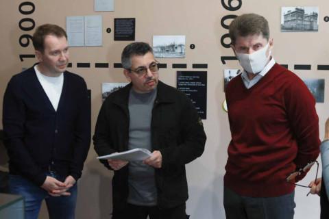 Евгений Миронов снимет фильм в Приморье