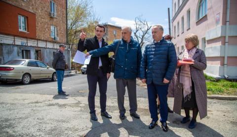 Проблемными вопросами ЖКХ занялись городские власти в столице Приморья